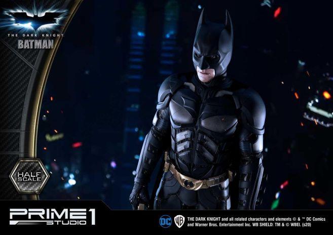 Prime 1 Studio - The Dark Knight - Batman -1-2 Scale - 24