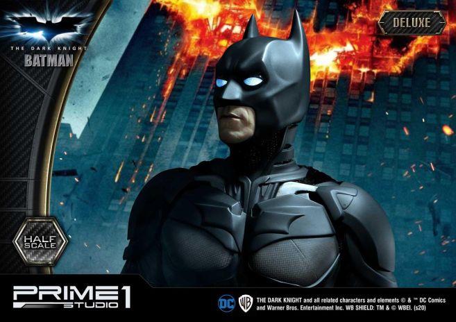 Prime 1 Studio - The Dark Knight - Batman -1-2 Scale - 45