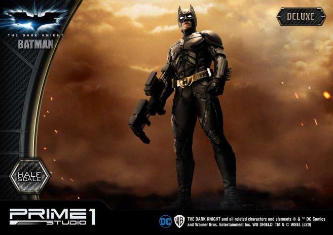 Prime 1 Studio - The Dark Knight - Batman -1-2 Scale - 48