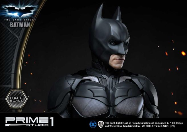 Prime 1 Studio - The Dark Knight - Batman -1-2 Scale - 83