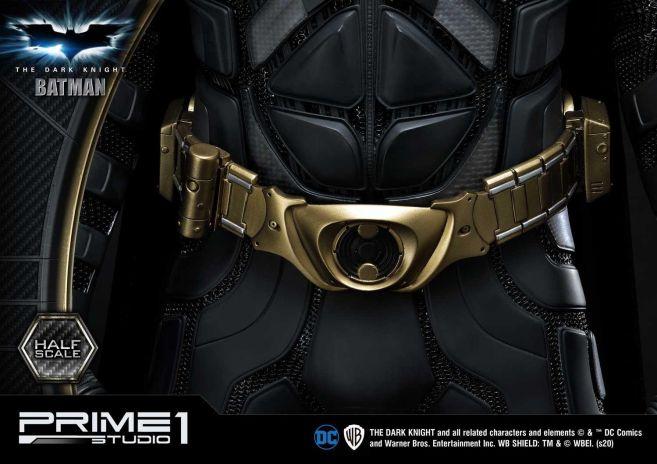 Prime 1 Studio - The Dark Knight - Batman -1-2 Scale - 85