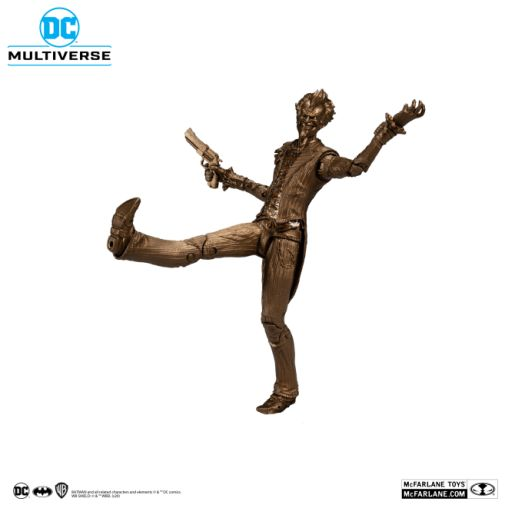 McFarlane Toys - Platinum Edition - Arkham Asylum Joker Bronze Edition - 06
