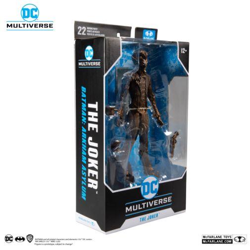 McFarlane Toys - Platinum Edition - Arkham Asylum Joker Bronze Edition - 09