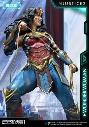 Prime 1 Studio - Injustice 2 - Wonder Woman - Deluxe - 07