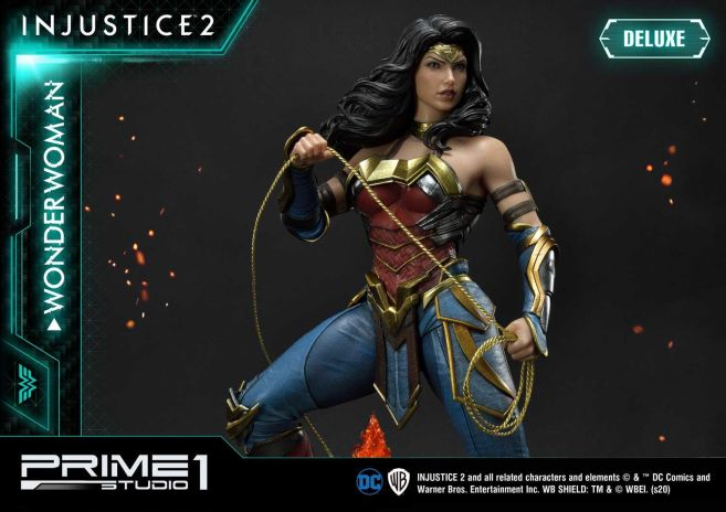 Prime 1 Studio - Injustice 2 - Wonder Woman - Deluxe - 29