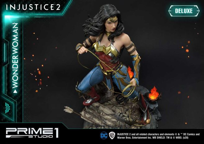 Prime 1 Studio - Injustice 2 - Wonder Woman - Deluxe - 31
