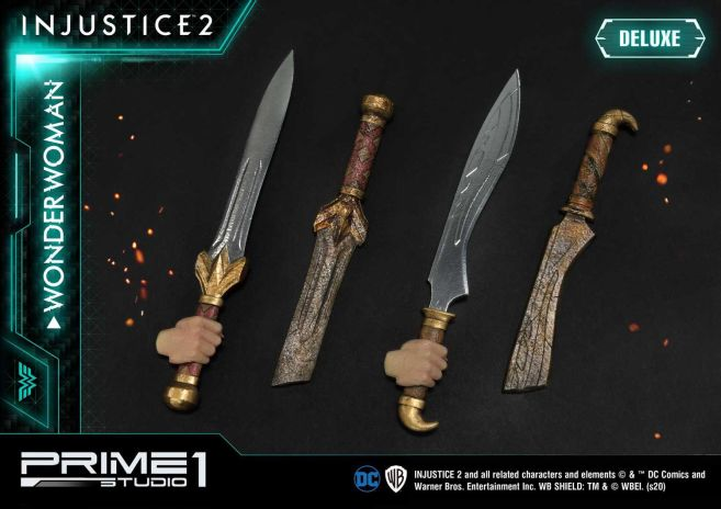 Prime 1 Studio - Injustice 2 - Wonder Woman - Deluxe - 35