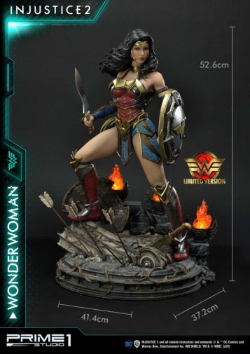 Prime 1 Studio - Injustice 2 - Wonder Woman - Limited - 07