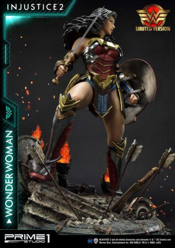Prime 1 Studio - Injustice 2 - Wonder Woman - Limited - 09