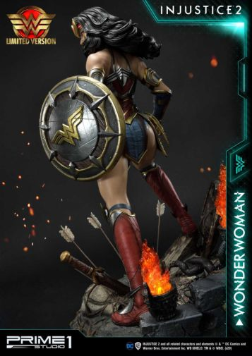 Prime 1 Studio - Injustice 2 - Wonder Woman - Limited - 10
