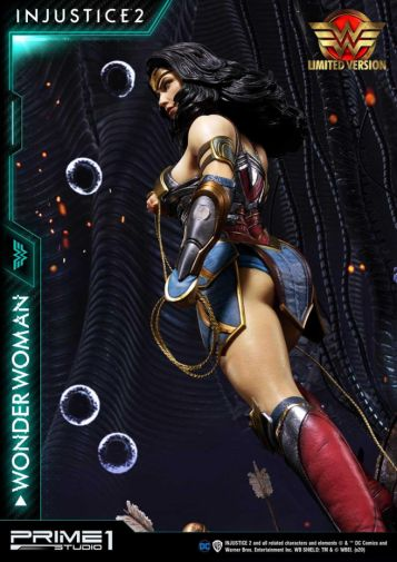 Prime 1 Studio - Injustice 2 - Wonder Woman - Limited - 11