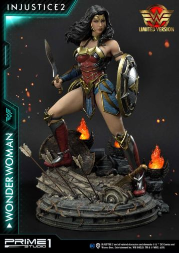 Prime 1 Studio - Injustice 2 - Wonder Woman - Limited - 12
