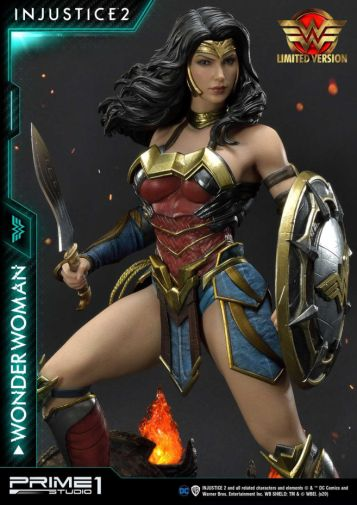 Prime 1 Studio - Injustice 2 - Wonder Woman - Limited - 18