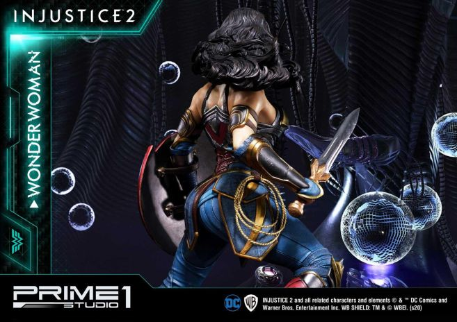 Prime 1 Studio - Injustice 2 - Wonder Woman - Standard - 04