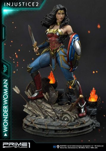 Prime 1 Studio - Injustice 2 - Wonder Woman - Standard - 12