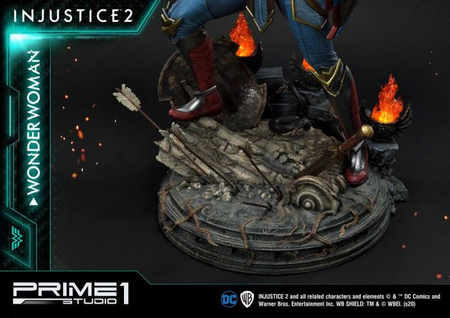 Prime 1 Studio - Injustice 2 - Wonder Woman - Standard - 17