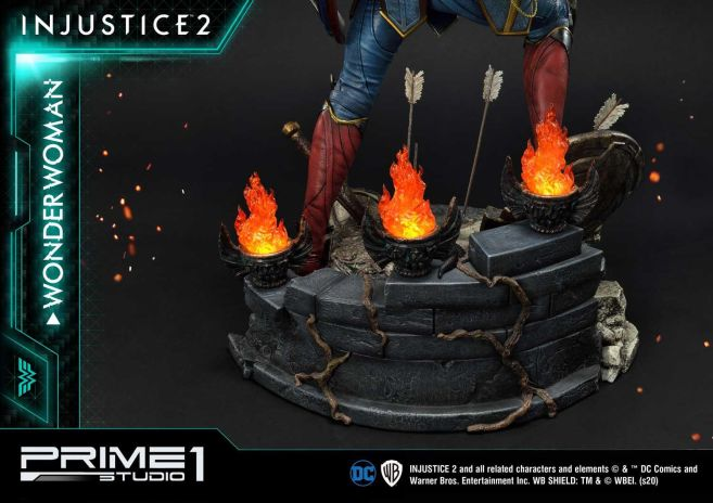Prime 1 Studio - Injustice 2 - Wonder Woman - Standard - 18