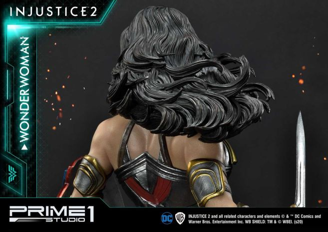 Prime 1 Studio - Injustice 2 - Wonder Woman - Standard - 21