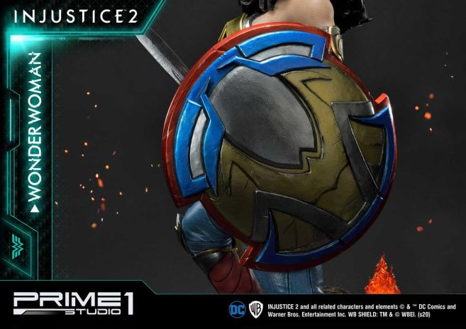 Prime 1 Studio - Injustice 2 - Wonder Woman - Standard - 24