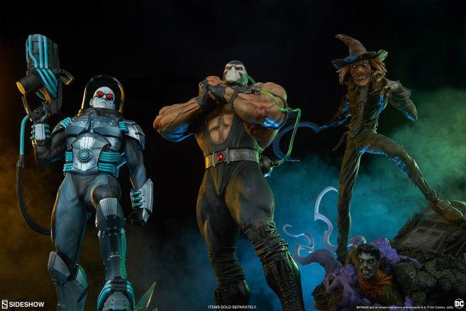 Sideshow - DC - Bane Maquette - 25