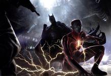 The Flash 2022 - New Suit - DC FanDome - 02
