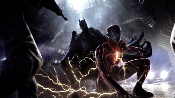 The Flash movie speeds into DC FanDome with a new suit | Batman News