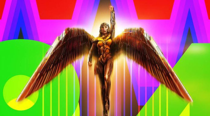 Wonder Woman 1984 - DC FanDome Poster - 16-9 - Featured - 01