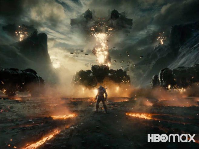 Zack Snyders Justice League - Trailer 1 - 18