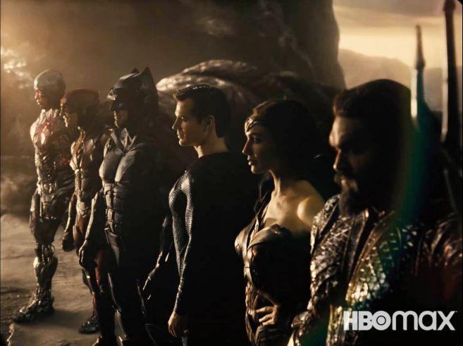 Zack Snyders Justice League - Trailer 1 - 29