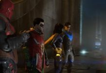 Gotham Knights - Batgirl, Robin, Nightwing, Red Hood