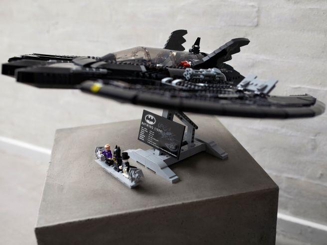 76161 - LEGO - Batman 1989 - Batwing - 16
