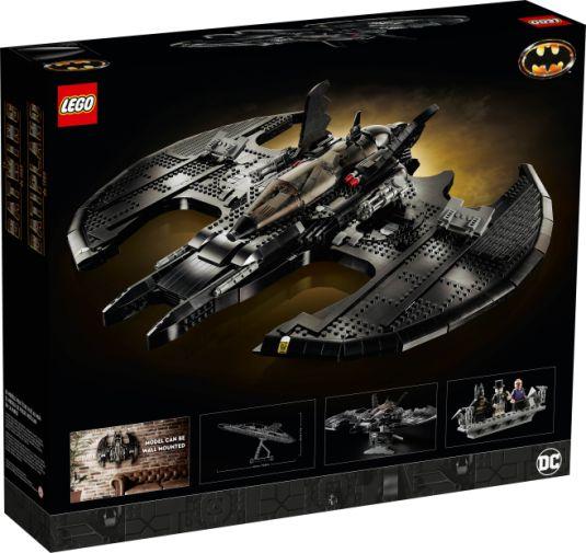 76161 - LEGO - Batman 1989 - Batwing - 21