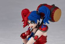 Amazing Yamaguchi - Revoltech - Harley Quinn - Amiami Exclusive - BMN Featured - 01