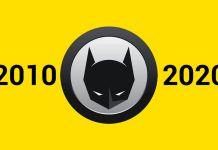 Batman News - 2010 to 2020