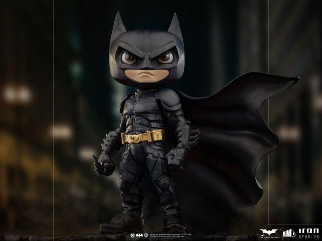 Iron Studios - Minico - The Dark Knight - Batman - 01