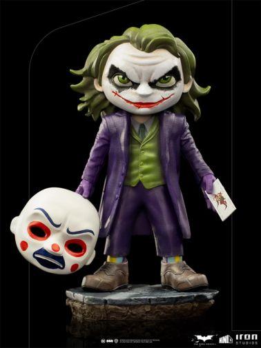 Iron Studios - Minico - The Dark Knight - Joker - 11