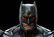 Jerad Marantz - Batman concept - Video game - Featured - 01