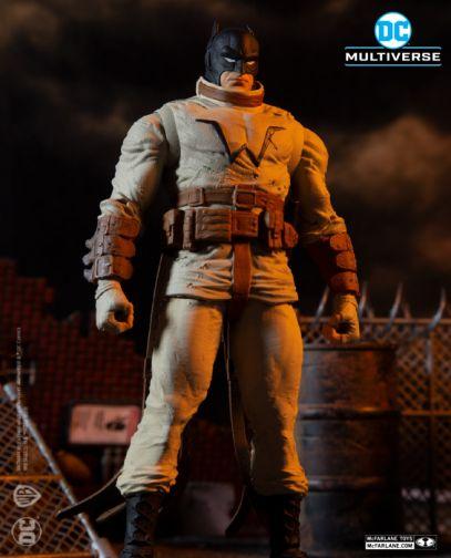 McFarlane Toys - DC Mulitiverse - Last Knight on Earth - Batman - 01