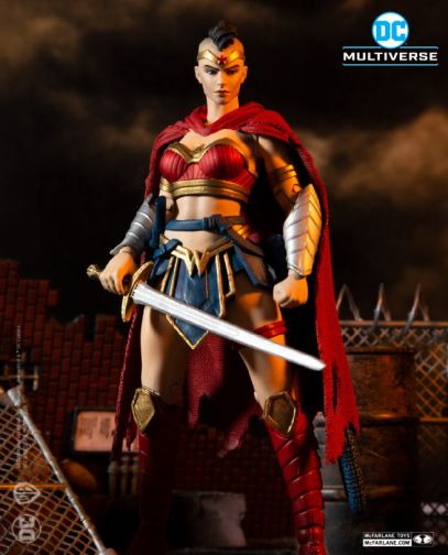 McFarlane Toys - DC Mulitiverse - Last Knight on Earth - Wonder Woman - 01
