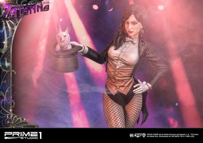 Prime 1 Studio - Justice League Dark - Zatanna - 07