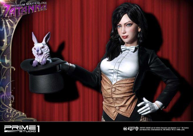 Prime 1 Studio - Justice League Dark - Zatanna - 11
