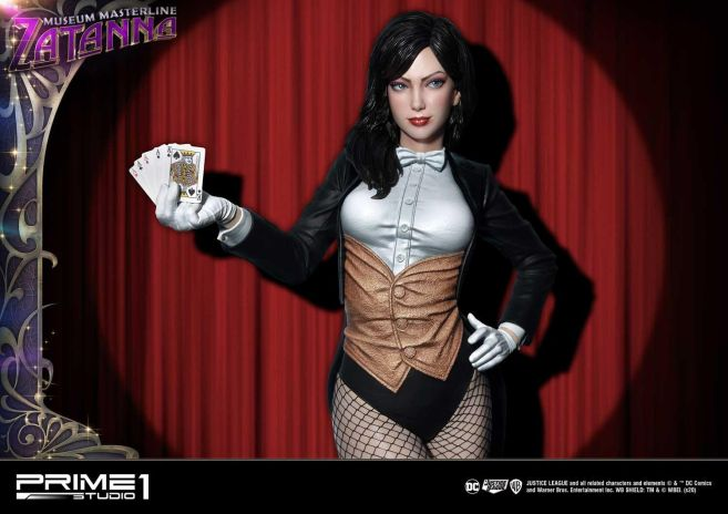 Prime 1 Studio - Justice League Dark - Zatanna - 12