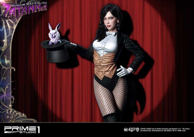 Prime 1 Studio - Justice League Dark - Zatanna - 20