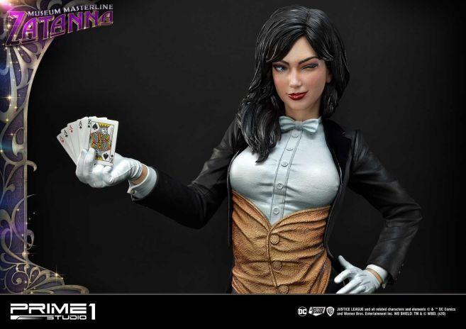Prime 1 Studio - Justice League Dark - Zatanna - 30