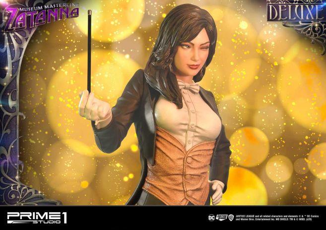 Prime 1 Studio - Justice League Dark - Zatanna - Deluxe - 08