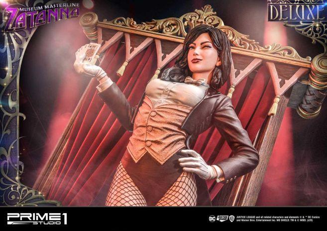 Prime 1 Studio - Justice League Dark - Zatanna - Deluxe - 11