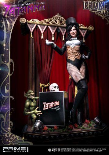 Prime 1 Studio - Justice League Dark - Zatanna - Deluxe - 13