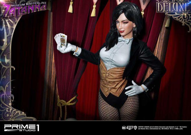 Prime 1 Studio - Justice League Dark - Zatanna - Deluxe - 21