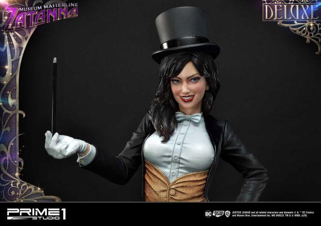 Prime 1 Studio - Justice League Dark - Zatanna - Deluxe - 35