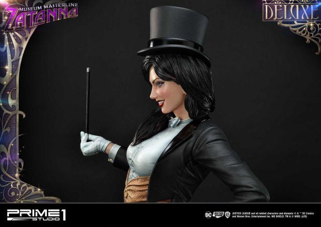 Prime 1 Studio - Justice League Dark - Zatanna - Deluxe - 36